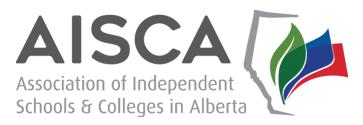 AISCA logo